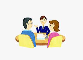 不動産売買契約を結ぶ
