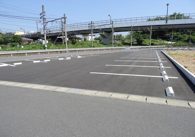 可児駅 貸駐車場