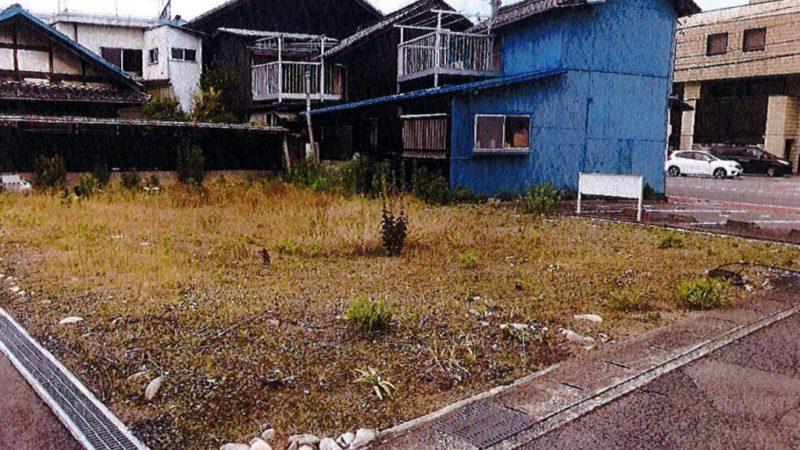 13406 美濃加茂市太田本町2丁目【建築条件付き】