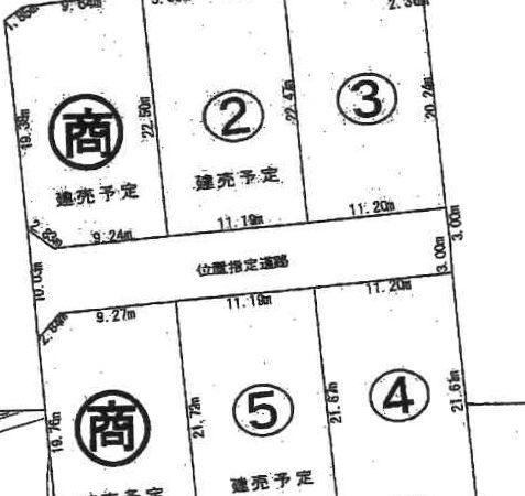 13586 、13587 美濃加茂市本郷町7丁目 ③、④