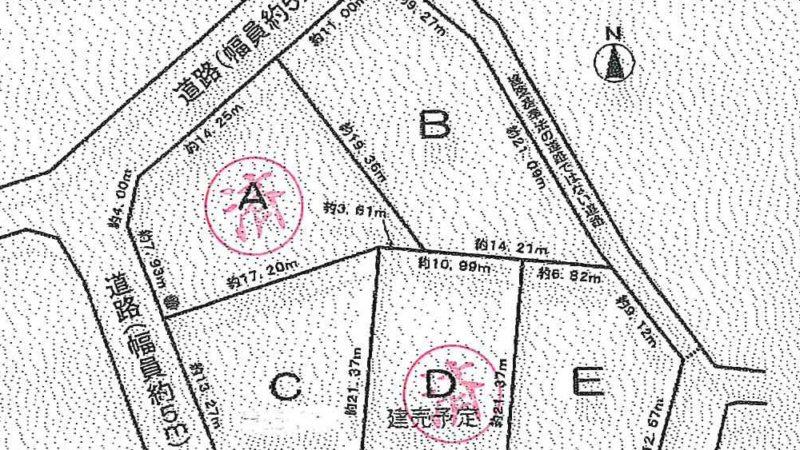 13571、13572、13573 可児市平貝戸B、C、E